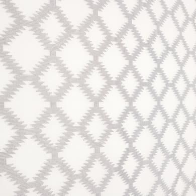 Pannello giapponese INSPIRE TYRIA bianco e grigio 60x300 cm