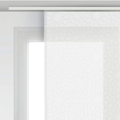 Pannello giapponese INSPIRE Boloria bianco 60x300 cm