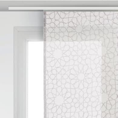 Pannello giapponese INSPIRE Boloria grigio 60x300 cm