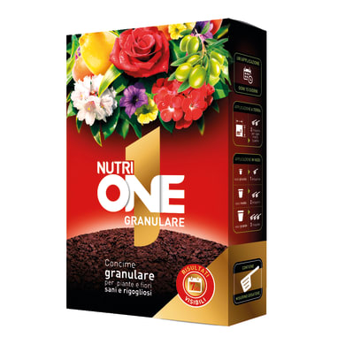 Concime granulare ONE 750g