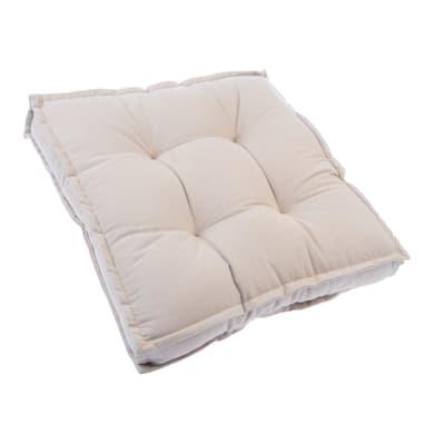 Cuscino Greta tortora 40x40 cm