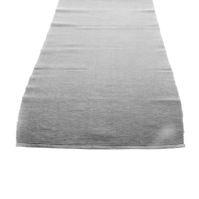 Runner da tavolo Greta perla 45x130 cm
