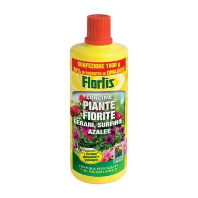 Concime piante fiorite liquido FLORTIS 1,5 KG