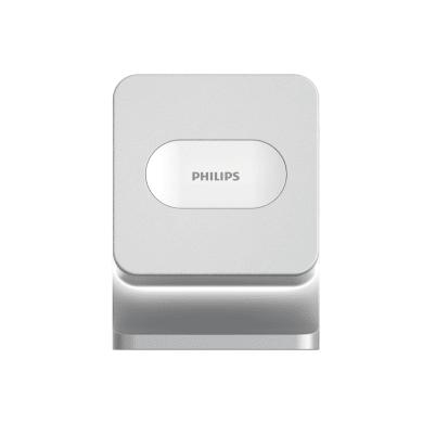 Campanello senza filo PHILIPS WelcomBell 300 Basic bianco<multisep/>grigio