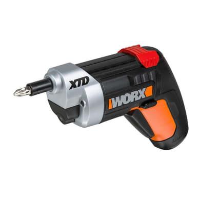 Avvitatore a batteria WORX 4 V, 1.5 Ah, 1 batteria