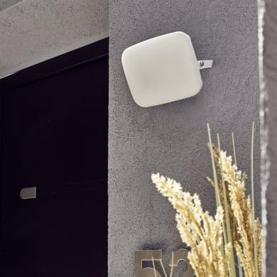 Proiettore LED integrato Kanti in alluminio, bianco, 30W 2000LM IP65 INSPIRE