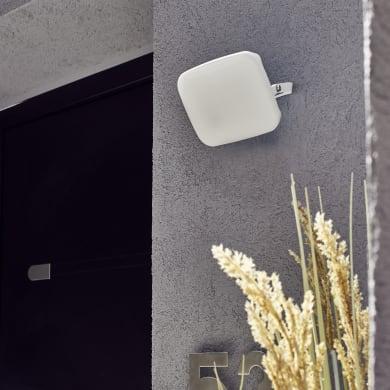 Proiettore LED integrato Kanti in alluminio, nero, 50W 1300LM IP65 INSPIRE