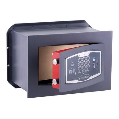 Cassaforte con codice elettronico TECHNOMAX RSE/3B da murare 31 x 21 x 15 cm