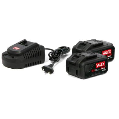 Caricabatterie in litio 18V