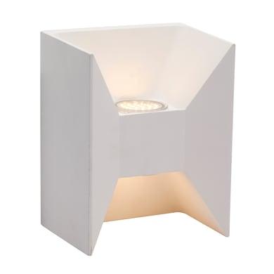Applique Morino LED integrato in alluminio, bianco, 2.5W 360LM IP44 EGLO