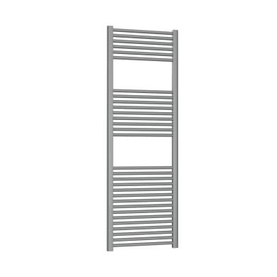 Termoarredo grigio titanio goffrato interasse 45 cm x H 150 cm