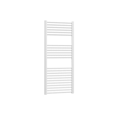Termoarredo bianco opaco interasse 55 cm x H 180 cm