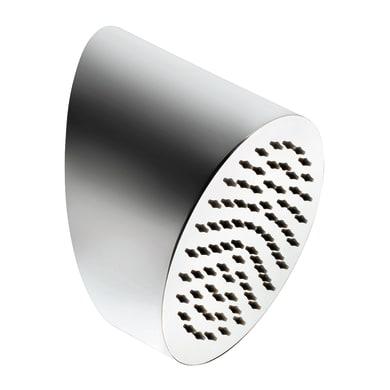 Soffione doccia Pot V Ø 20 cm in ottone cromo cromato