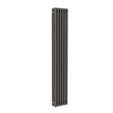 Radiatore acqua calda in acciaio interasse 17,35 cm