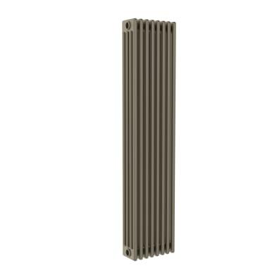 Radiatore acqua calda in acciaio interasse 19,35 cm