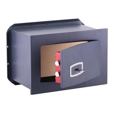 Cassaforte a chiave TECHNOMAX RS/3 31 L 31 x P 19.5 x H 21 cm