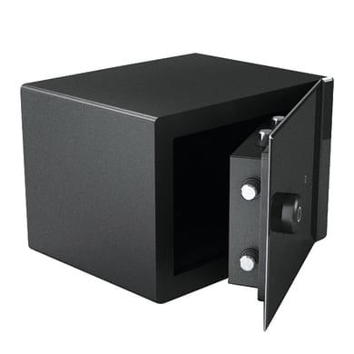 Cassaforte con codice elettronico ARREGUI 210740T da fissare L 38.5 x P 30 x H 27 cm