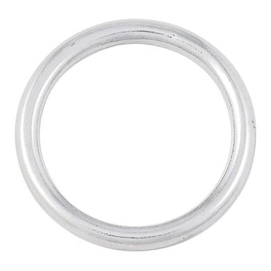 Anello saldato in inox a4 Ø 25 mm 4 pezzi