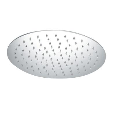 Soffione doccia Ø 40 cm in inox cromo cromato