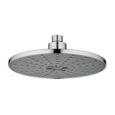 Soffione doccia Dado Ø 20 cm in abs cromo cromato SENSEA