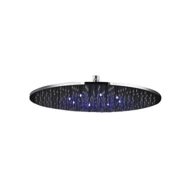Soffione doccia Las Vegas Ø 30 cm in ottone cromo cromato