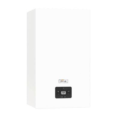 Caldaia a gas a condensazione FERROLI Blu Helix Prima 25 kW