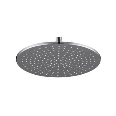 Soffione doccia Orlando 30 Ø 30 cm in ottone cromo cromato