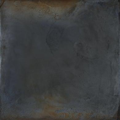 Piastrella Metal Now Acciaio Brunito 60 x 60 cm sp. 9.5 mm PEI 4/5 nero