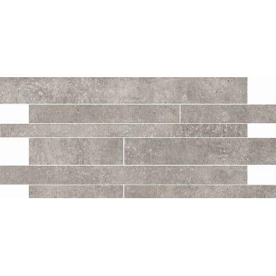 Piastrella Muretto Mud 30 x 61 cm sp. 9.5 mm PEI 4/5 grigio
