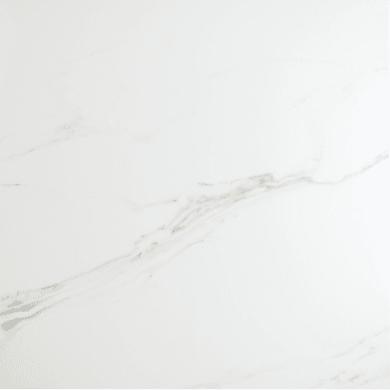 Piastrella Carrara 60 x 60 cm sp. 9.5 mm PEI 3/5 bianco
