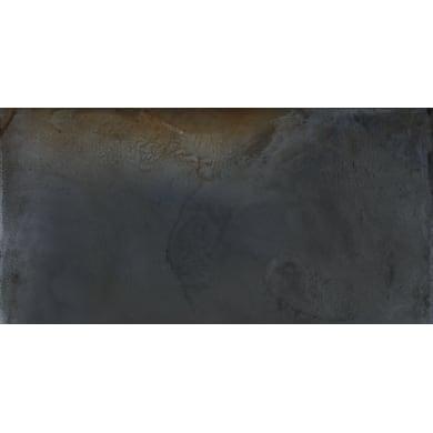 Piastrella Metal Now Acciaio Brunito 30 x 60 cm sp. 9.5 mm PEI 4/5 nero