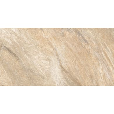 Piastrella Pierre de Vals Vrin beige 25.2 x 50.5 cm sp. 9.2 mm PEI 4/5 beige