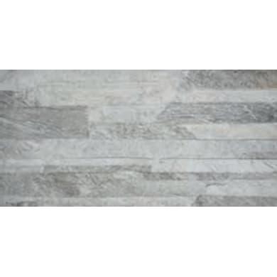 Piastrella Pierre de Vals Muretto Vals gris 25.2 x 50.5 cm sp. 9.2 mm PEI 4/5 grigio