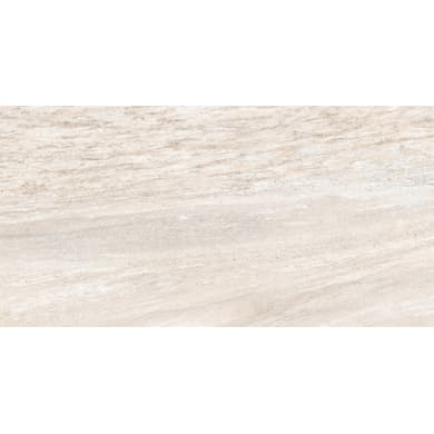 Piastrella Pierre de Vals Laax almond 25.2 x 50.5 cm sp. 9.2 mm PEI 4/5 bianco