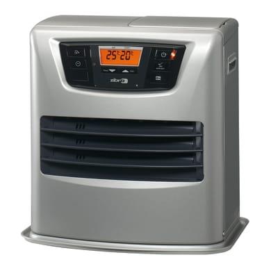 Stufa a petrolio ZIBRO LC 140 elettronico 4 kW grigio / argento