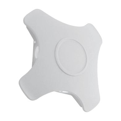 Applique a soffitto Cartaxo LED integrato in alluminio, bianco, 1.2W 400LM IP44 EGLO