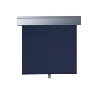 Tenda avvolgibile 140 L 78 x H 140 cm blu
