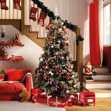 Albero Di Natale 40cm.Addobbi Albero Di Natale Leroy Merlin