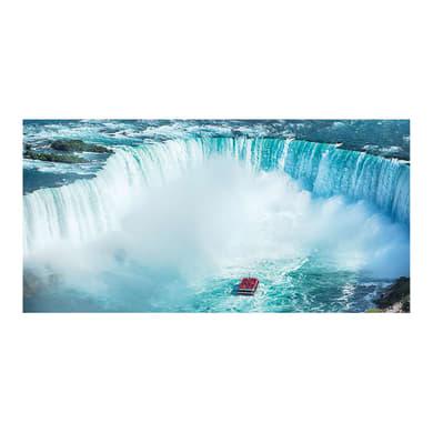 Quadro su tela Cascate del Niagara 140x70 cm