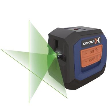 Livella laser DEXTER NLC14-G 20 m