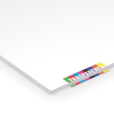 Lastra PLEXIGLAS® pmma trasparente 100 cm x 100 cm, Sp 5 mm
