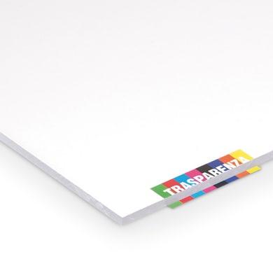 Lastra PLEXIGLAS® pmma trasparente 100 cm x 200 cm, Sp 5 mm