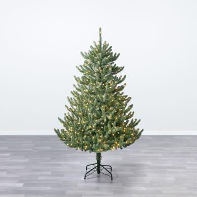 Albero Di Natale 400 Cm.Alberi Di Natale Decorati Leroy Merlin