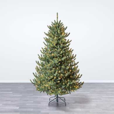 Alberi Di Natale Decorati Foto.Alberi Di Natale Decorati Leroy Merlin