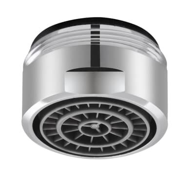 Aeratore EQUATION per rubinetto per lavabo grigio