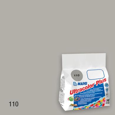 Colla in polvere Ultracolor Plus 2-20mm 110 Manhattan MAPEI grigio chiaro