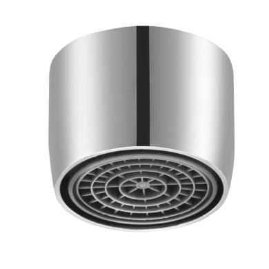 Aeratore EQUATION per rubinetto per vasca grigio