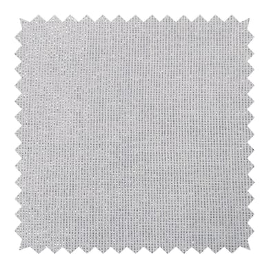 Tessuto al taglio TENDINA OPHELIA CM 90 V.ARGENTO argento 90 cm