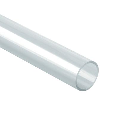 Barra tonda in pmma trasparente 20 x 1000 mm, Ø 20 mm