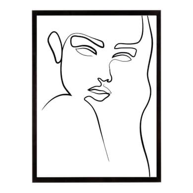 Stampa incorniciata Linear Dream-Consider 40.7x50.7 cm